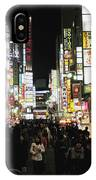 Kabukicho IPhone Case