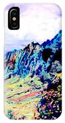 Kalalau Valley 4 IPhone Case