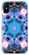 Kaleidoscope 1 IPhone Case