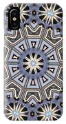 Kaleidoscope 104 IPhone Case