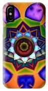 Kaleidoscope 120 IPhone Case
