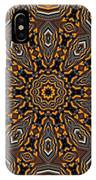 Kaleidoscope 25 IPhone Case