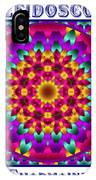 Kaleidoscope 3 IPhone Case