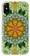 Kaleidoscope 3 IPhone Case