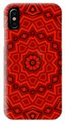 Kaleidoscope 3200 IPhone Case