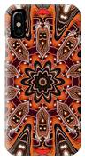 Kaleidoscope 85 IPhone Case