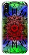 Kaleidoscope IPhone Case by Deleas Kilgore