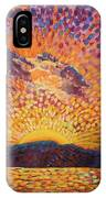 Kaleidoscope Sunrise IPhone Case