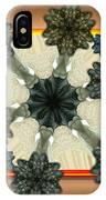 Kaleidoscopeflowers IPhone Case