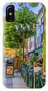 Kalmar Cafes IPhone Case