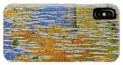 Kaloya Pond Autumn IPhone Case