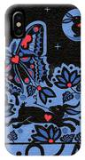 Kamwatisiwin - Gentleness In A Persons Spirit IPhone Case