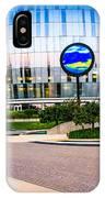 Kansas City Sprint Center IPhone Case