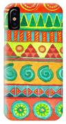 Kapa Patterns 10 IPhone Case