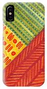 Kapa Patterns Triangle 1 IPhone Case