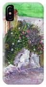 Kates Garden IPhone Case