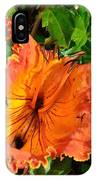 Kauai Hibiscus IPhone Case