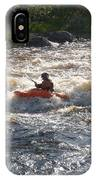 Kayak 1 IPhone Case