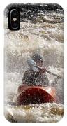 Kayak 5 IPhone Case