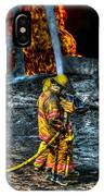 Keep Fire In Your Life No 8 IPhone Case