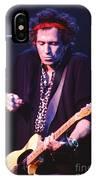 Keith Richards IPhone X Case