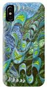 Kelp Dragon IPhone Case