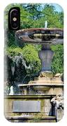 Kenan Memorial Fountain IPhone Case