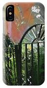 Kensington Market Gate IPhone Case