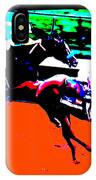 Kentucky Derby IPhone Case