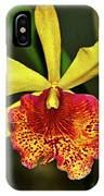 Keowee Newberry Orchid 001 IPhone Case