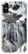 Firehole Falls Yellowstone IPhone Case