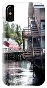 Ketchikan Alaska IPhone Case
