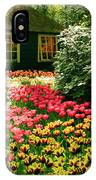 Keukenhof's Tulips IPhone Case
