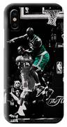 Kevin Garnett Not In Here IPhone Case