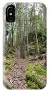 Keyhole Side Trail IPhone Case