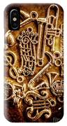 Keys Of A Symphonic Orchestra IPhone X Case