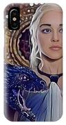 Khaleesi IPhone Case