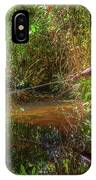 Khmer Woman Fishing - Cambodia IPhone Case