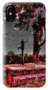 Kilkeasy Water Well, Evening Time IPhone Case
