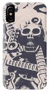Kill The Music Industry IPhone Case