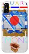 Kimono Poster IPhone Case
