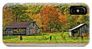 Kindred Barns IPhone Case