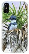 King Fisher Palm IPhone Case