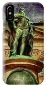King Gustav  IPhone Case