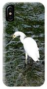 Kingston Jamaica Egret IPhone Case