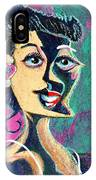 Kiss From The Night IPhone Case