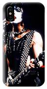 Kiss In Concert IPhone Case