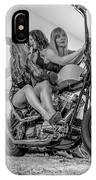 Kiss Me Now- IPhone Case by JD Mims