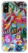Kiss The Rainbow IPhone Case