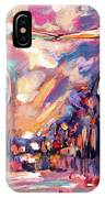 Kissing Egrets Never Forget IPhone Case